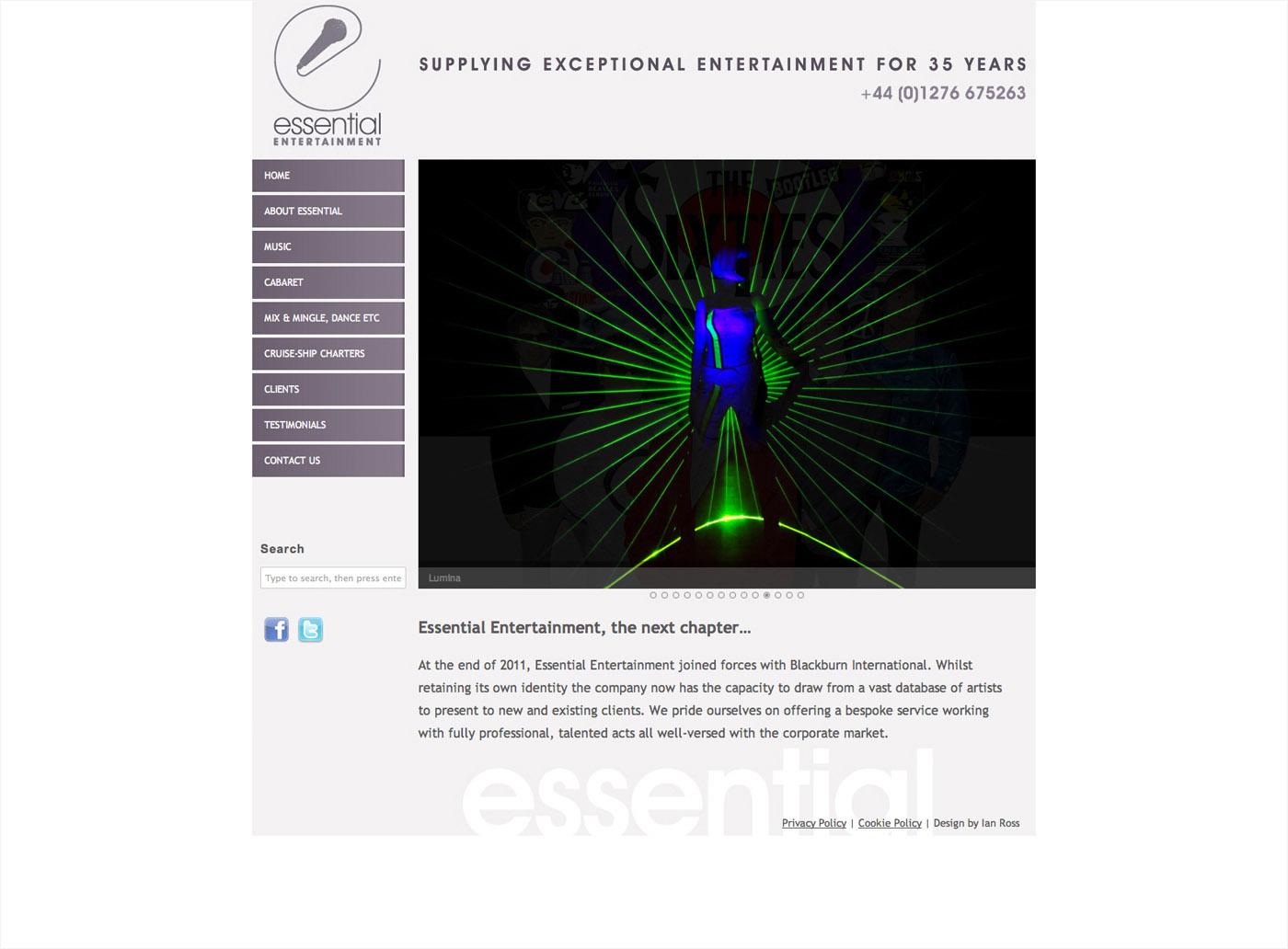 Essential_Homepage