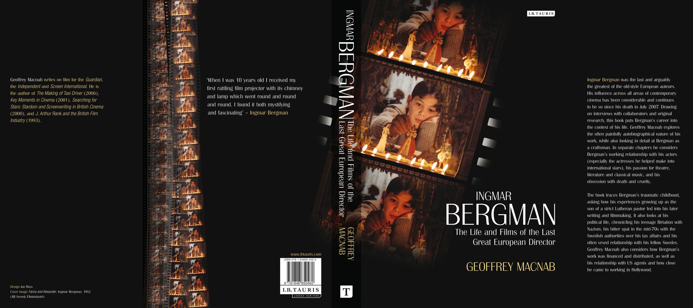 Ingmar Bergman Royal Hardback