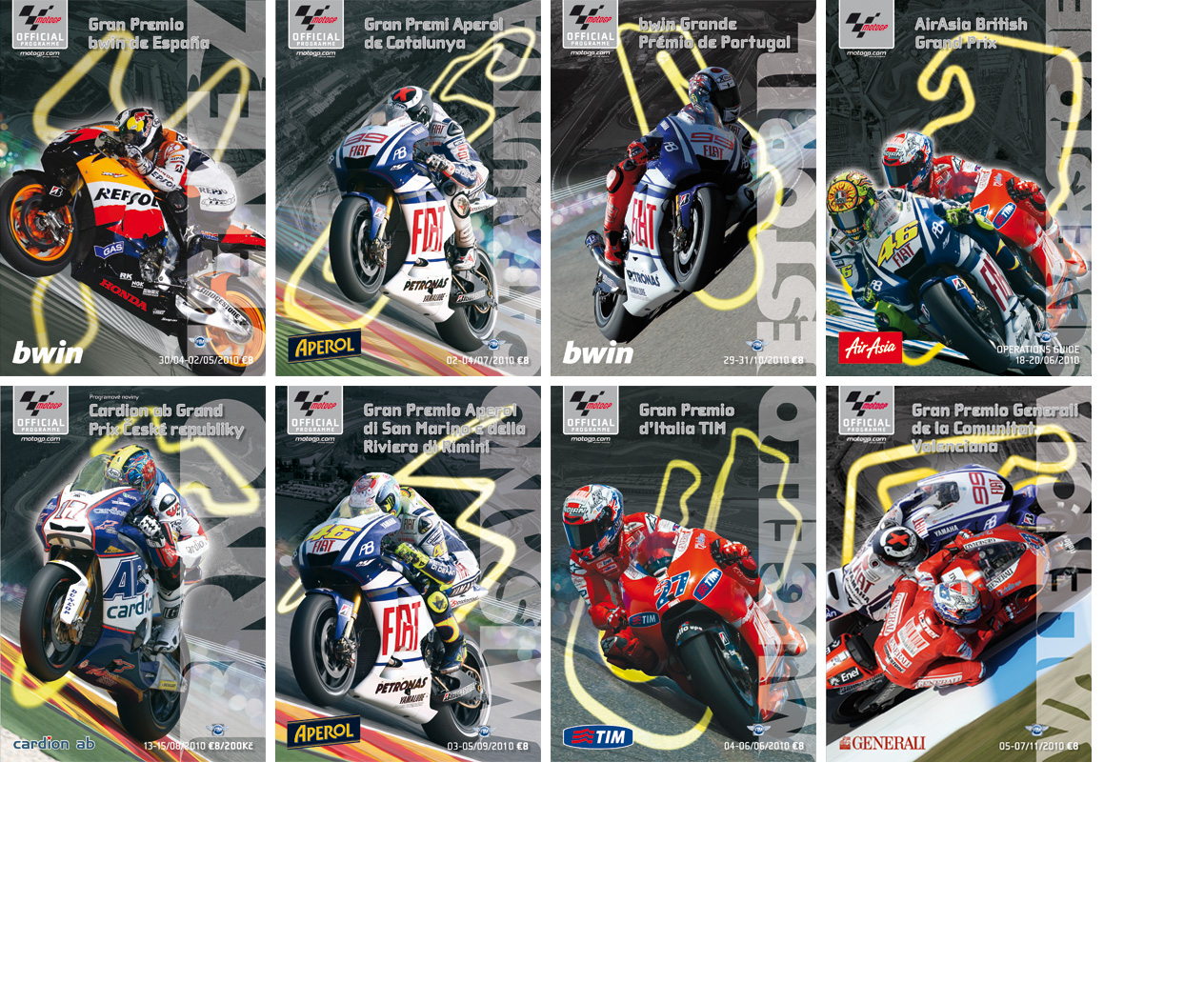MotoGP2010_8Covers